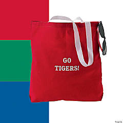 Personalized Medium Tote Bags