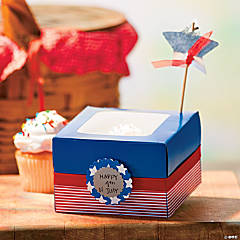 Patriotic Treat Box Project Idea