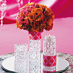 Elegant Flower Centerpiece Idea