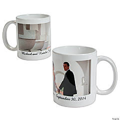 Wrapped Image Custom Photo Mug