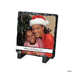 Custom Photo Desktop Plaque