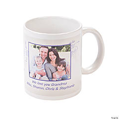 Faith Custom Photo Mug
