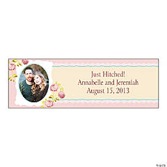 Vintage Collection Small Custom Photo Banner