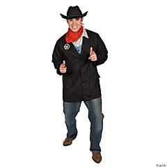 Wild West Cowboy Costume for Men