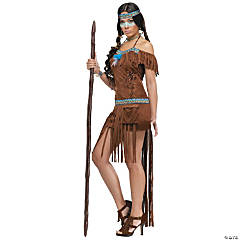 Medicine Woman Small/Medium Adult Women's Costume