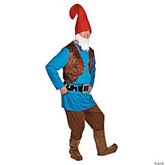 Papa Gnome Extra Large Adult Men's Costume