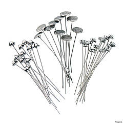 Assorted Decorative Headpins