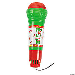 Holiday Echo Microphones