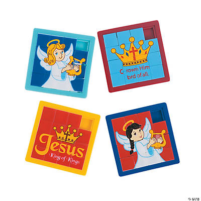 """King of Kings"" Slide Puzzles"