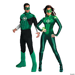 The Green Lantern Couples Costumes