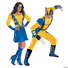 The Wolverine Couples Costumes