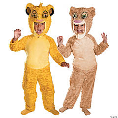 The Lion King Couples Costumes