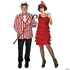The Roaring 20s Couples Costumes