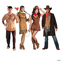 Wild West Group Costumes