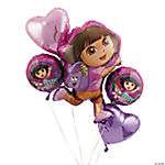 Dora The Explorer™ Mylar Balloon Bouquet