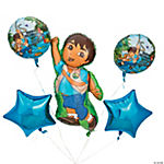 Go Diego Go!™ Mylar Balloon Bouquet