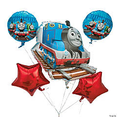 Thomas & Friends Mylar Balloon Bouquet
