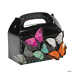 Butterfly Mini Treat Box