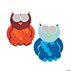 Foam Owl Idea