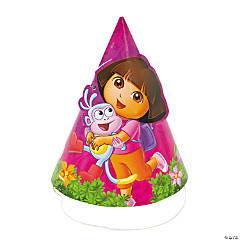 Dora The Explorer™ Dora's Adventure Cone Hats