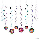 Dora The Explorer™ Dora's Adventure Swirls