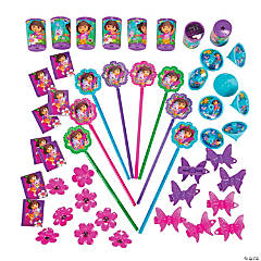 Dora The Explorer™ Dora's Adventure Favor Pack