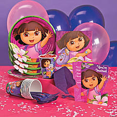 Dora The Explorer® Dora's Adventure Basic Party Pack