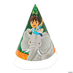 Go Diego Go!™ Diego's Rescue Cone Hats