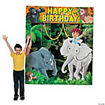 Go Diego Go!™ Diego's Rescue Scene Setter™ Decorating Kit
