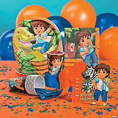 Go Diego Go!™ Diego's Rescue Basic Party Pack
