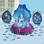 Disney Cinderella Sparkle Table Decorating Kit