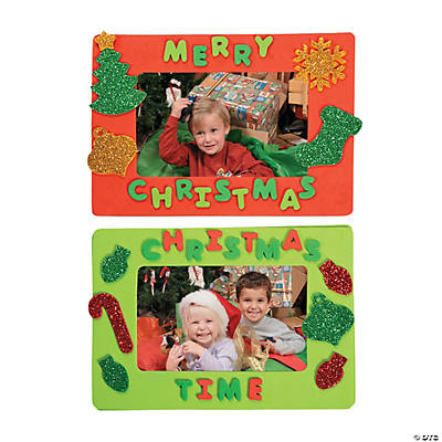 Christmas Frame Craft Kit