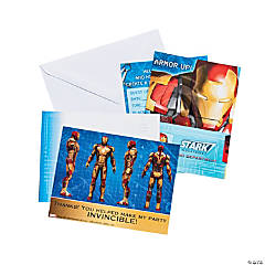 Iron Man 3™ Invitations & Thank You Cards