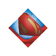 Superman of Steel ™ Beverage Napkins