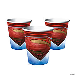 Superman of Steel ™ 9-oz. Cups