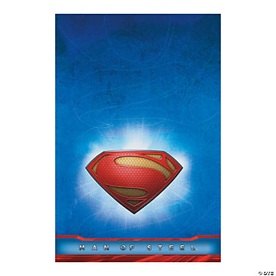 Superman of Steel ™ Table Cover