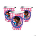 Doc McStuffins 9 OZ Cups