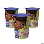 Doc McStuffins Party Cup