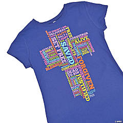 In Christ I Am Small Adult T-Shirt