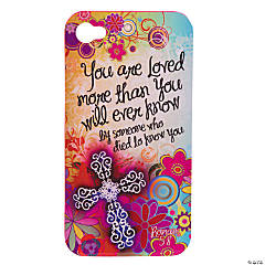 "Cherished Girl™ ""You Are Loved"" iPhone Case"