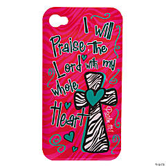 "Cherished Girl™ ""Whole Heart"" iPhone Case"
