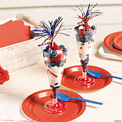 Patriotic Fruit Parfait Recipe