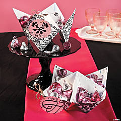 Paper Candy Dish Idea