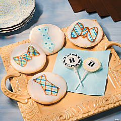 Little Man Baby Shower Treats