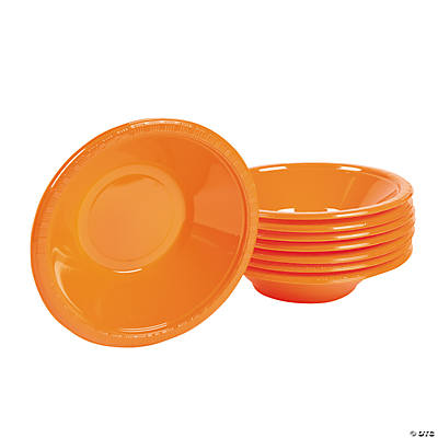 Sunkissed Orange Bowls