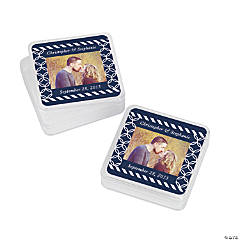Nautical Custom Photo Square Containers
