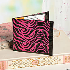 Duck Tape® Leopard Print Wallet Idea