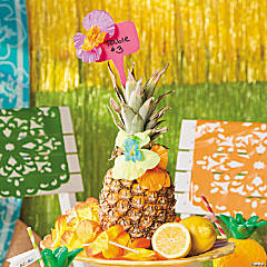 Pineapple Centerpiece Idea