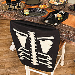 Black & White Halloween Entertaining