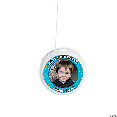 Custom Photo Yo-Yos